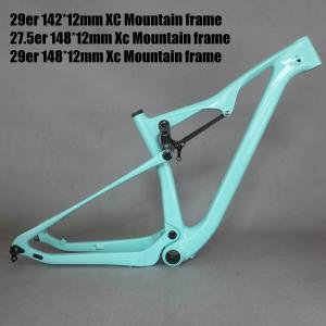 Chinese latest design carbon mtb frame, toray t1000 mtb frame carbon bicycle fm218