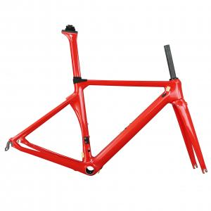 AERO Direct double mount brake frame Full Carbon Frame,New design paint frame SERAPH brand frame Wholesale frame TT-X8 .