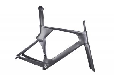 Di2 700c carbon TT frame timetrial carbon frame Triathlon frame new design bicycle carbon frame aerodynamic