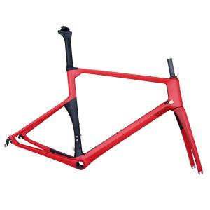 SERAPH BIKES newest BB86 and DI2 compatiable carbon road bike frame aero TT-X1
