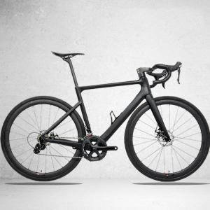 new full internal cables & Ultra-light carbon road bike frame disc brake Teammachine TT-X12 Disc