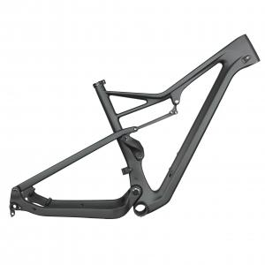 Top sale new design 29er carbon frame 148*12mm boost axle 110mm travel full suspension