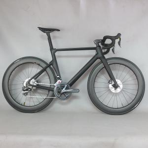 TT-X16 complete bike aero design road racing bike with Shimano R8070 DI2 groupset