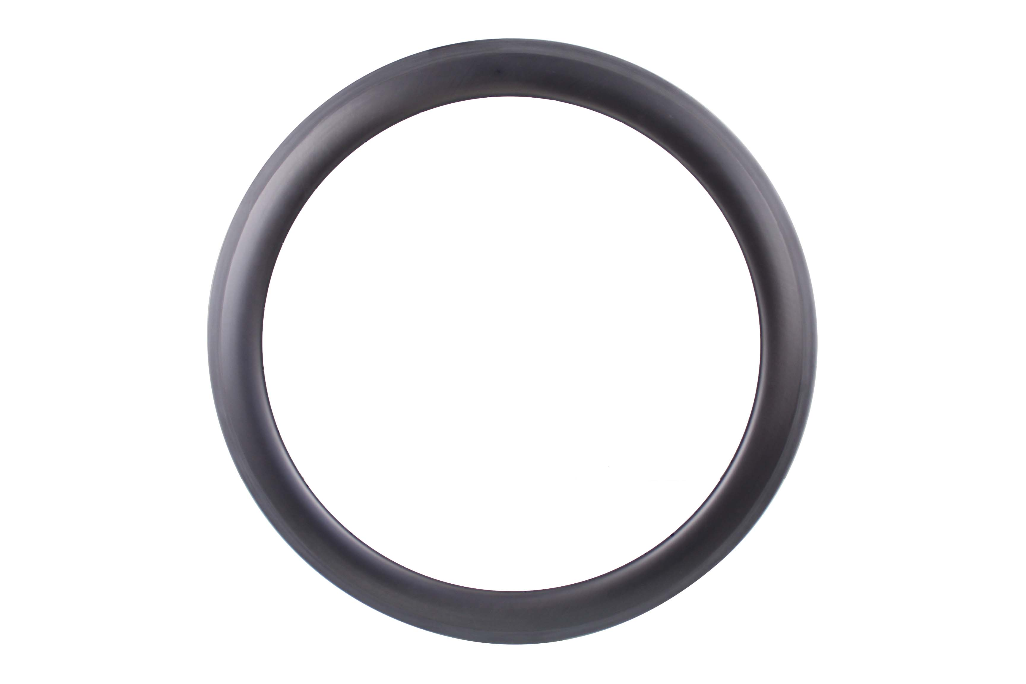 Toray fiber 700C carbon bike rims 56mm tubular front and rear aero spokes 20h/24h carbon 56mm rims