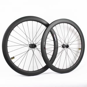 DT350 Disc Clincher Wheels For Road Bike DT350  Novatec BITEX hubs 3K weave