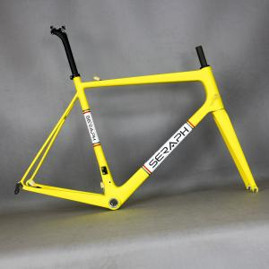 Chinese carbon fibre bicycle frame Super light 780g Carbon Road Bike Frame Di2 Electronic variable speed