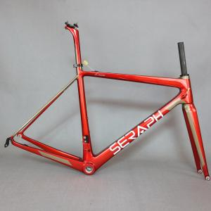 FM686 SERAPH brand paint light carbon road frame