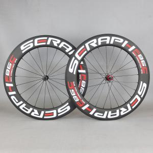 SERAPH High quality chosen hub novatc hub carbon wheels for Road Bike clincher/tubular