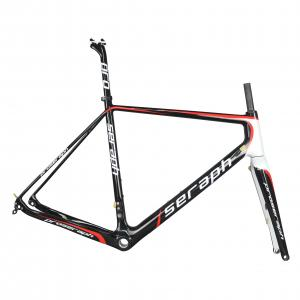 SERAPH Brand paint carbon gravel frame GR029 cycle cross frames