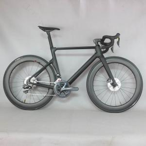 2020 Disc Carbon Road bike Complete Bicycle Carbon with SH1MANO R8070 DI2 groupset DT350 hubs wheel