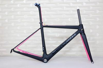 SERAPH Full Carbon Road Racing Bicycle Frame Carbon Road Bike Frame carbon frame road bike 1-1/8