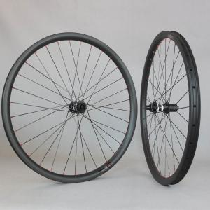 1469G 29er MTB XC 33mm Asymmetric carbon wheels 29mm deep clincher tubeless with DT 350 hubs . sapim cx-ray spoke