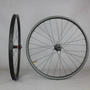 1630g 29er MTB XC 30mm carbon BOOST wheels 30mm deep clincher tubeless Pillar 1420 spoke Novatec D791SB-B15/D462SB-B12