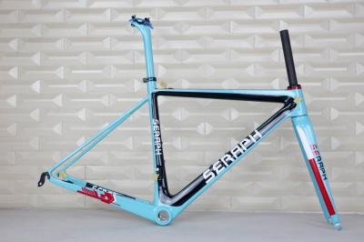super light T1000 carbon fraqme new design carbon road frame FM686 700C road bike china carbon bicycle frame kit Great Frame!