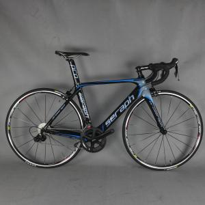 carbon bike complete  SERAPH brand bike shimano 105 groupset