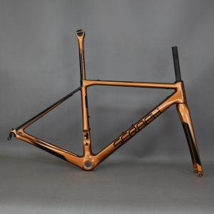gold carbon frame seraph bike carbon road frame FM008 bicycle frame china carbon frame no tax fee