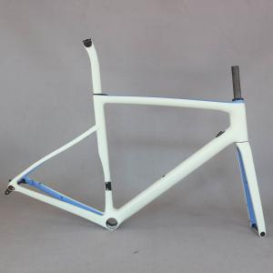 2020 custom painting Flat Mount disc carbon road frame Bicycle Frameset T1000 New EPS technology disc carbon frame TT-X19