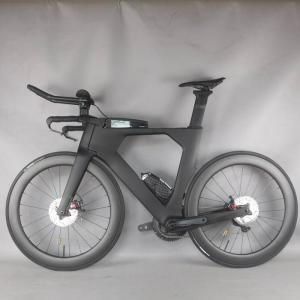 High Modulus Toray T700 Carbon Fiber Triathlon Time Trial Complete Bike TT915 with Sh1man0 R8060 DI2 Groupset