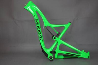 many color paint product mountain bike frame,26/27.5/29er carbon fiber full suspension frame, AM carbon frame, custom paint