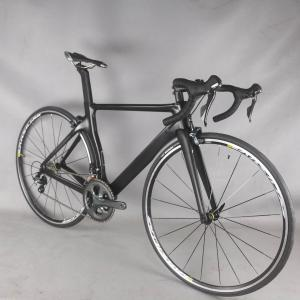 2021 Complete bike TT-X2 Carbon Fiber Road Bike Complete Bicycle Carbon Cycling BICICLETTA Road Bike SHI 4700 20 Speed Bicicleta