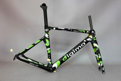 custom paint Aero Race Carbon Road Frame Aerodynamic Design Carbon Road Racing Frame TT-X1 , Aerodynamic carbon frame