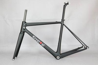 700C Road Bike Carbon Fiber Stiff Racing Bicycle Frame , accept paint carbon frame , now custom fee frame , OEM uk famous frame
