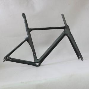2019 new disc aero road frame for wheels 700*32c