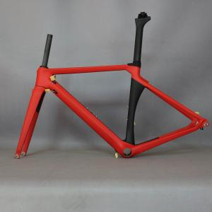 disc carbon frame available new design double mount carbon frame