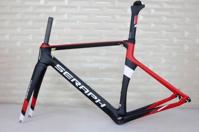 New design carbon road bike frame Di2 chinese road bicycle frame AERO T800 carbon frame