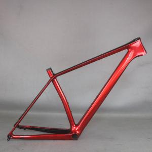 2022 new carbon Mountain Bicycle Frame 29er Boost 29er plus frame with BB92 with 29er*2.35 tire fm199 Frame
