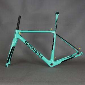 new design super light carbon bicycle frame FM008 seraph carbon bike Tantan factory frame
