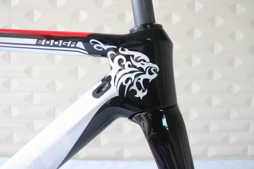 SERAPH new paint T800 carbon aero road frame
