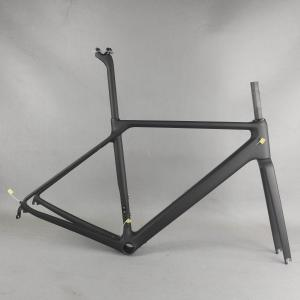 SERAPH bike new V brake carbon road frame Bicycle Frameset fm008 New EPS technology road bike frame