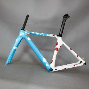 Carbon racing frame Carbon Road Frame Bicycle New Design Carbon Road bike Frame TT-X1 , child bike size girl bike