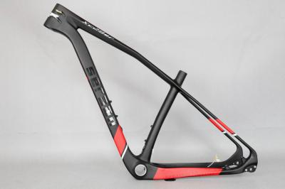 2017 SERAPH Paint / Chinese 29ER full carbon bicycle frame/Chinese bike frame /hard tail carbon frame 29er--Fm416