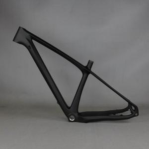 2018 new 27.5er BOOST MTB frame EPS whole shaped technology /Chinese bike frame /hard tail carbon frame -FM003
