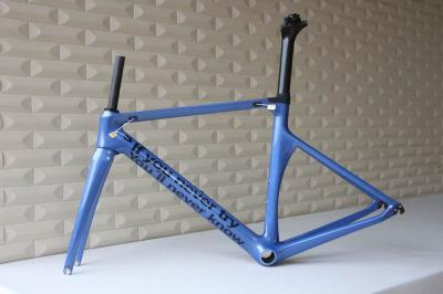 customized paint aero road carbon frame