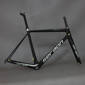 SERAPH carbon frame Chinese Factory road carbon frame,Carbon Fiber road bike Frame,T1000 Bicycle Carbon Frame FM686