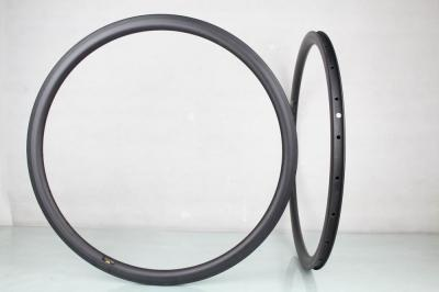35mm clincher 700c Aero road carbon rims