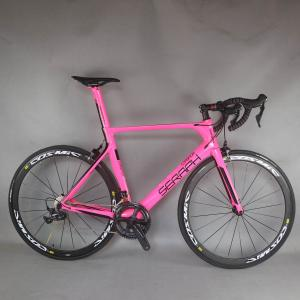 SERAPH Complete Road Carbon Bike Carbon Bike Road Frame with groupset shimano R8000  Road Bicycle Complete bike