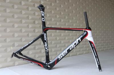 SERAPH new paint aerao road carbon frame