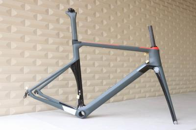 customized panit  new design aero road carbon frame