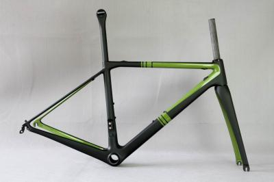 NEW EPS Technology DI2 groupset bike carbon frame OEM frame T1000 super light carbon frame . accept custom paint frame FM008