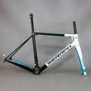 2018 Newest frame carbon road frame bike parts FM008, carbon bicycle frame, super light frame with Zero Offset seatpost