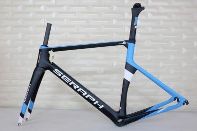 2017 seraph new design aero road bicycle carbon frame
