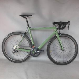 2021 custom paint BIKE Carbon Road Bike Complete Bicycle Carbon Cycling Road Bike with Shi R8000 22 Speed Groupset
