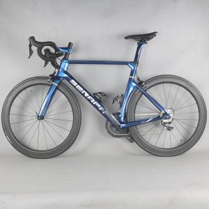complete carbon road bike with Shimao R8000 groupset carbon road bike chameleon paint TT-X1