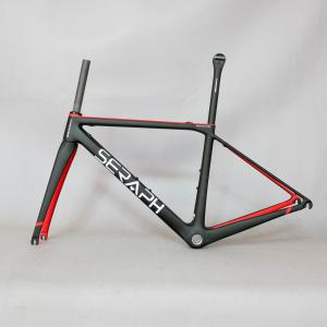 Paint frame SERAPH brand new design super light carbon bicycle frame FM008 seraph carbon bike Tantan factory frame