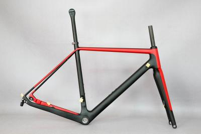 Newest Gravel Bike For 2018, Toray Full Carbon Fiber Gravel Bike Frame GR029 , Bicycle GRAVEL frame factory deirect sale