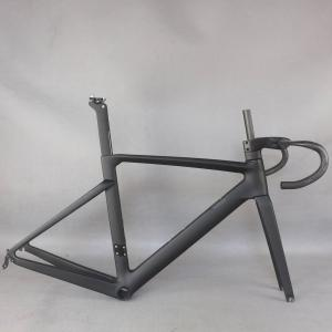 SERAPH new bike new V brake carbon road frame Bicycle Frameset TT-X27 New EPS technology road bike frame